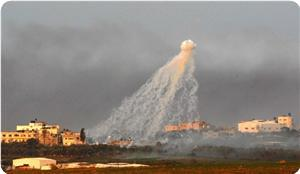 Yearning to burning more Palestinian children with white phosphorus