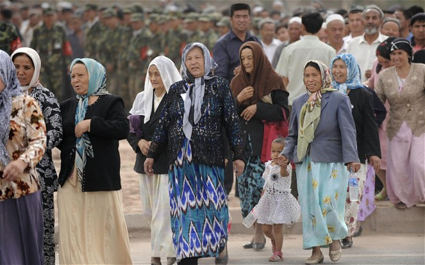 shache muslim Chinese authorities tighten security in xinjiang region after surge in violence tensions run high between government and muslim uighur minority after spate of clashes in north-western china tania branigan in beijing.